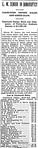 Salt Lake Herald, 1899-08-31, E  W Senior in Bankruptcy-1